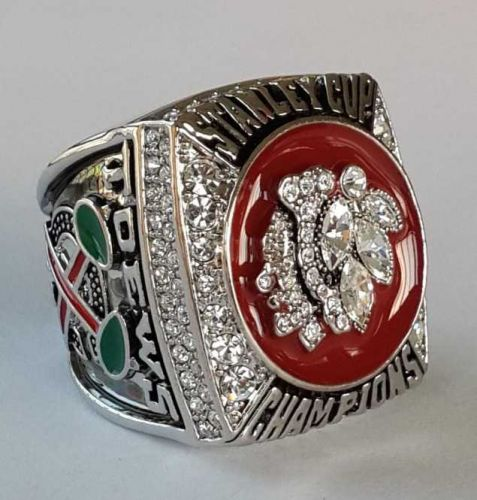 2013 NHL Chicago BlackHawks Hockey Championship Ring