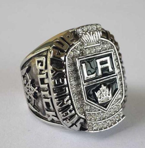2012 NHL Los Angeles La Kings Hockey Championship ring replica size 11 US
