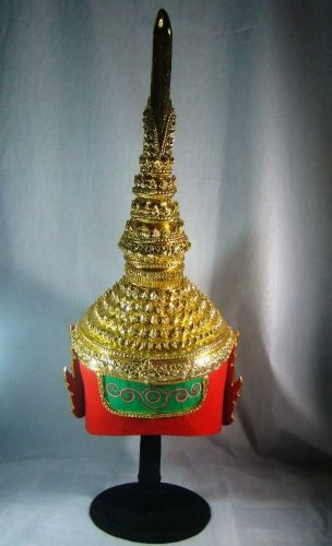 Khon Thai is a genre of dance drama from Thailand. It is traditionally performe