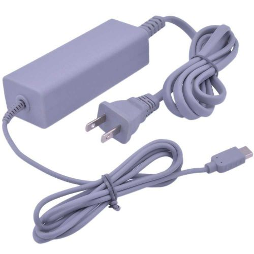 Power Adapter for Wii U (US) Grey