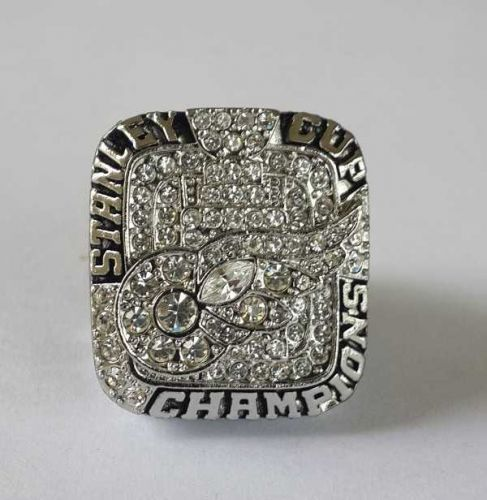 2008 NHL Detriot Red Wings Hockey Championship ring replica size 11 US