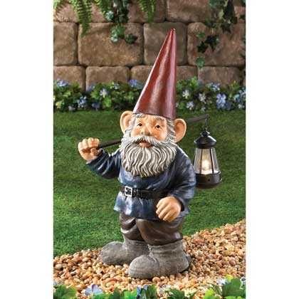 Forest Gnome Figurine