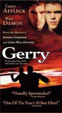 GERRY Casey Affleck, Matt Damon VHS FREE SHIPPING