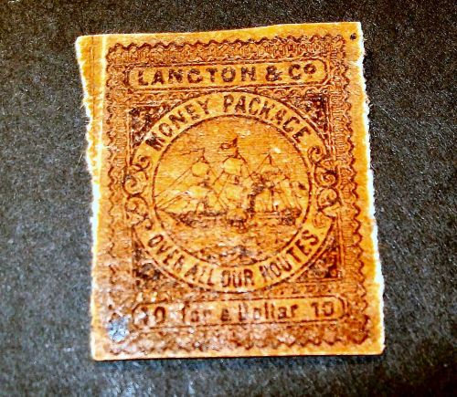 Liverpool - Langton & Co. Money Packet