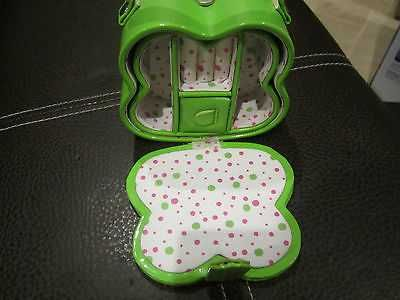 RARE Sanrio KEROKEROKEROPPI KEROPPI Jewelry Treasure Box