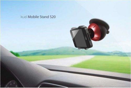 Kuel Mobile Stand S20 for iPhone 4/4s with 360 Degree Rotation