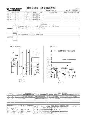 A50027 Technical Information by download #116797