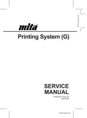 MITA PRINT_SYS_G_S by download #101810