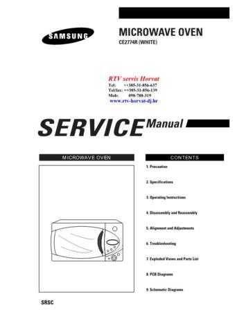 SAMSUNG CE2774R-mi by download #106620