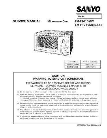 Fisher EM-D9550EUK GEUK Service Manual by download Mauritron #215716