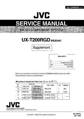 Sharp 10041E Service Manual by download Mauritron #207283