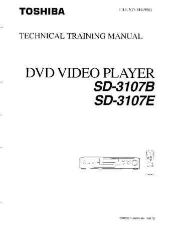 Fisher SD3107 Manual by download Mauritron #216849
