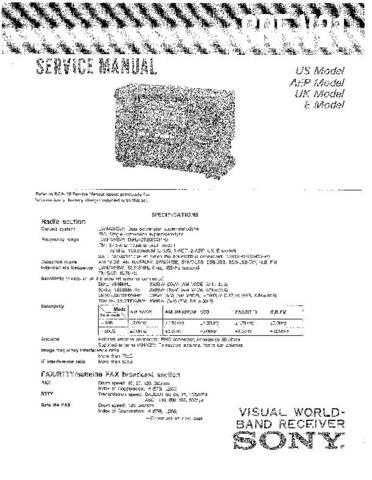 Sony CR-TRV940TRV940ETRV950TRV950E Manual-1663 by download Mauritron #228428