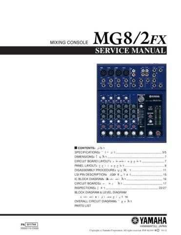 JVC MG24 32FX_PL1(C) Service Manual by download Mauritron #251959