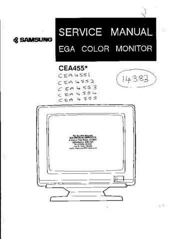 SAMSUNG CEA4552 by download #106945