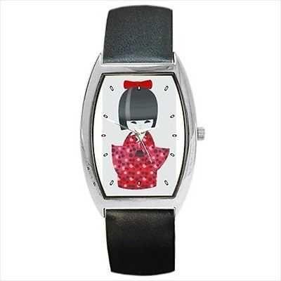 Japanese Kokeshi Doll Japan Art Wrist Watch