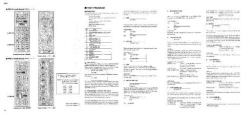 JVC FS100?200 PCB3 E Service Manual by download Mauritron #251195