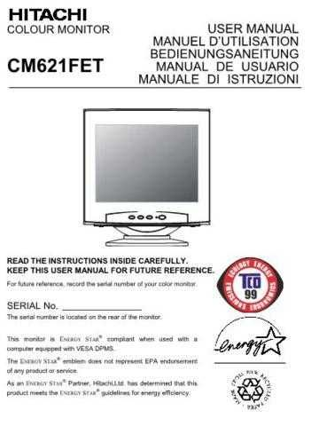 Fisher CM621FET FR Service Manual by download Mauritron #214961