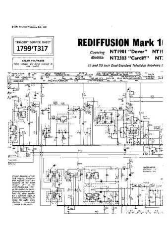 REDIFFUSION MARK10A by download #109104