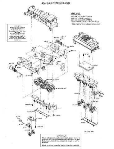 Bachmann Class 43XX Information by download Mauritron #206101