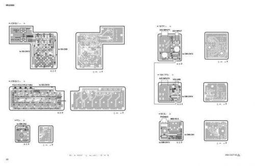 JVC MU100R SM1 C Service Manual by download Mauritron #252255