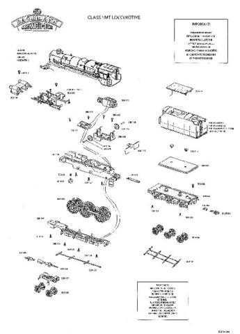 Bachmann Class 5MT Information by download Mauritron #206107