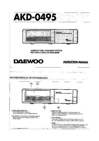 Sharp IM AKD-0495 (E) Service Manual by download Mauritron #209737