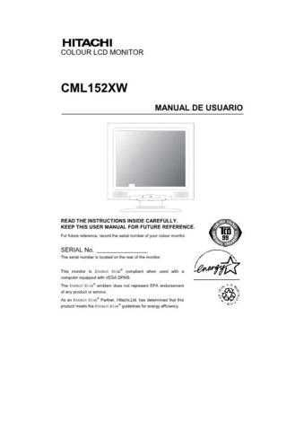 Fisher CML152XW ES Service Manual by download Mauritron #215133