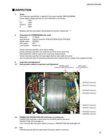 JVC XM4180XM4080_INS_C Service Manual by download Mauritron #255686