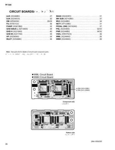 Yamaha PCY130 130S C Manual by download Mauritron #258576
