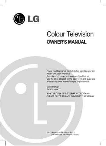 GOLDSTAR CD20F60K 019ATS Service Information by download #112139