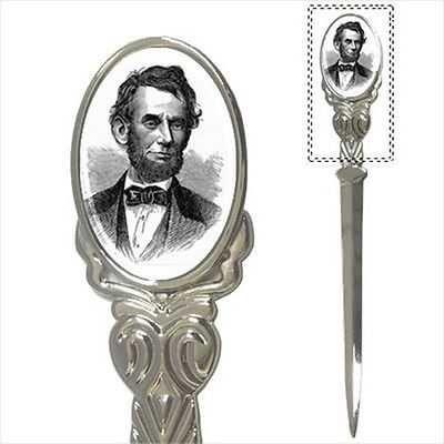 President Abraham Lincoln Portrait Mail Letter Opener