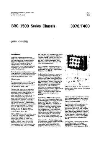 BRC 1500_73 SERVICE I by download #105447