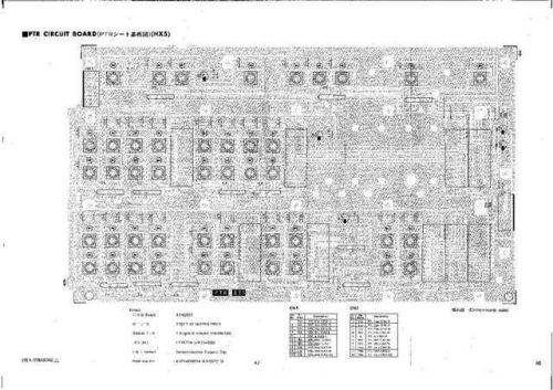 JVC HX3?5 PCB1 E Service Manual by download Mauritron #251480