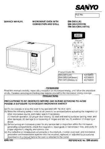 Fisher EM881 Service Manual by download Mauritron #215693