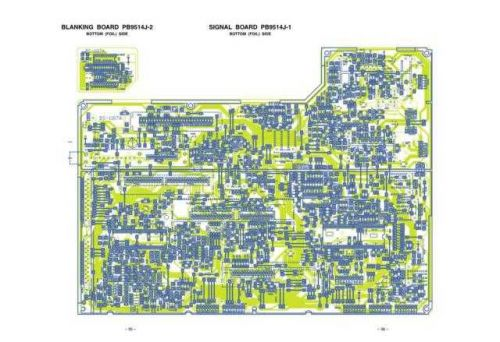 TOSHIBA 32Z17B COMBMCD PCB Service Information by download #113995