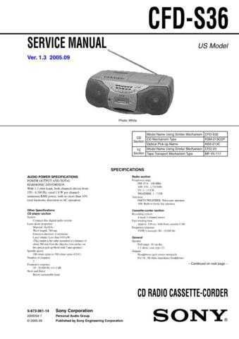 Sony CFD-S28 Manual-1662 by download Mauritron #228342
