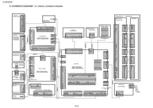 Sharp VLNZ50103 Service Manual by download Mauritron #211209
