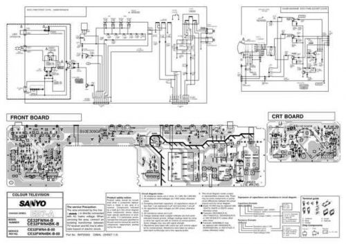 Fisher CE32FWN4BK-B-00 CD Service Manual by download Mauritron #214707