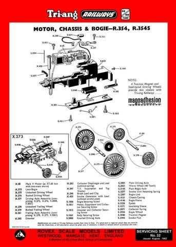 Triang Tri-ang No.032 Motor by download Mauritron #206232