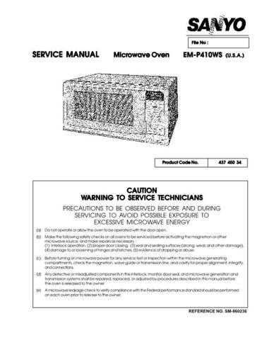 Hitachi EMP692WS(SS860247) Manual by download Mauritron #225151