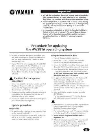 Yamaha AW2816E4 Operating Guide by download Mauritron #246759