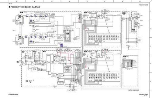 JVC P4050 SM C Service Manual by download Mauritron #252587