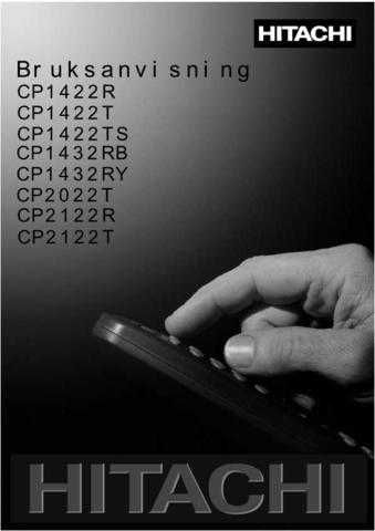 Hitachi CPX250 Manual by download Mauritron #224754