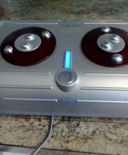 HoMedics FM-CR Foot Pleaser Foot Massager Great Price! Soothe Your FEET!