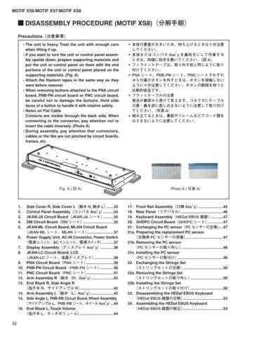 JVC MOTIF ES OCD 1 Service Manual by download Mauritron #252067