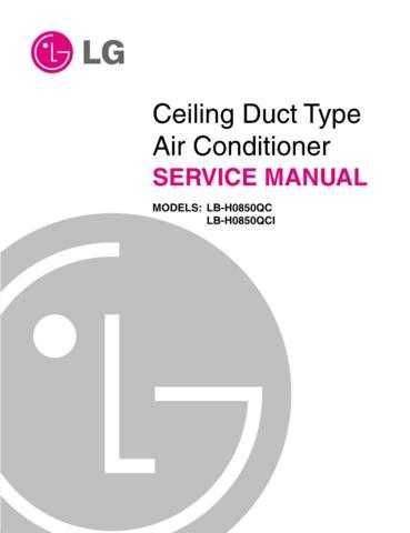 LG LG-Service Manual (LB-H0850QC _2 Manual by download Mauritron #305105