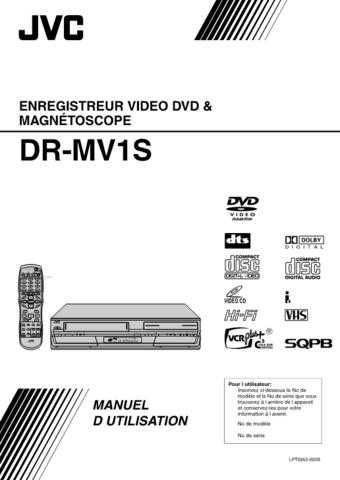 JVC LPT0952-002B Operating Guide by download Mauritron #293398