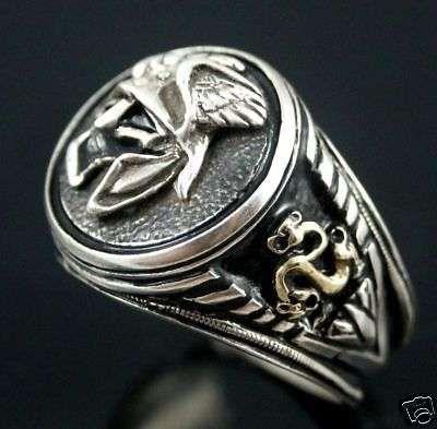 Viking helmet,Warrior Signet ring,,,,sterling silver