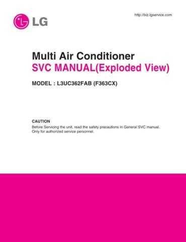 LG MFL35866913 Manual by download Mauritron #305596